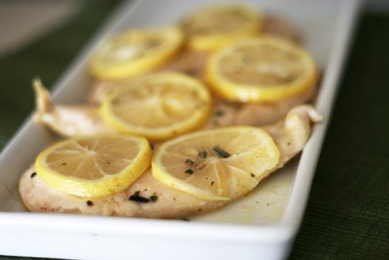 Quick honey-lemon chicken, Recipe by Zoen - Petitchef