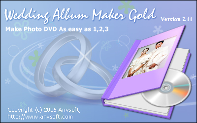 Wedding Song on Wedding Album Maker Gold January 21st  2011