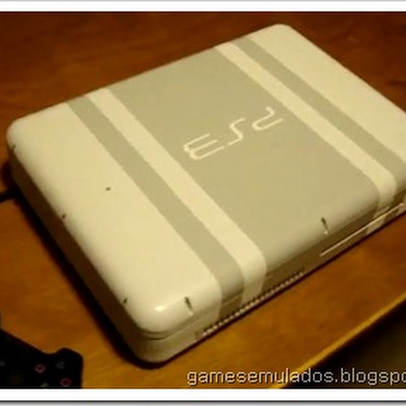 Laptop PS3 Slim de 17 polegadas