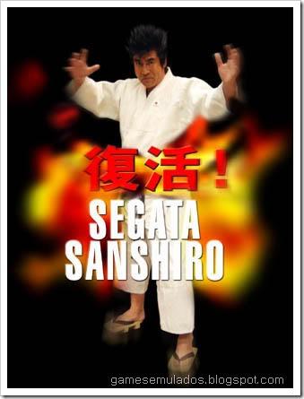 Segata Sanshiro saturn