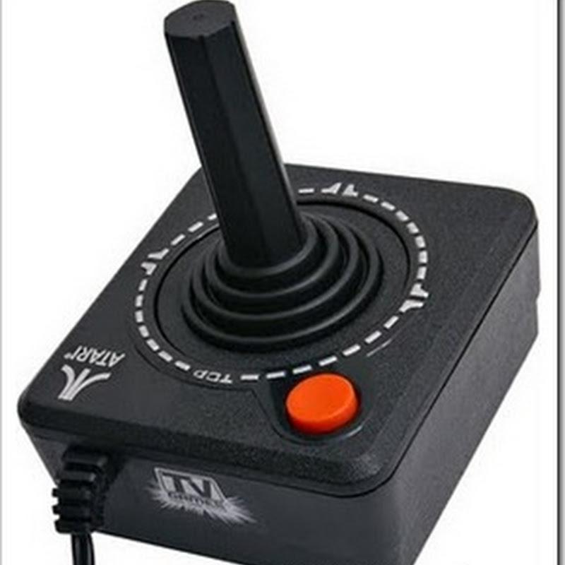 Controle de Atari 2600 no PC