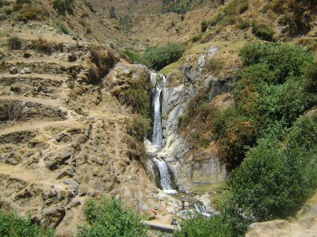 Cascada de Palakala