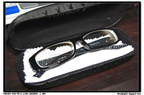 [生活] PlayBoy PB-85088 時尚眼鏡