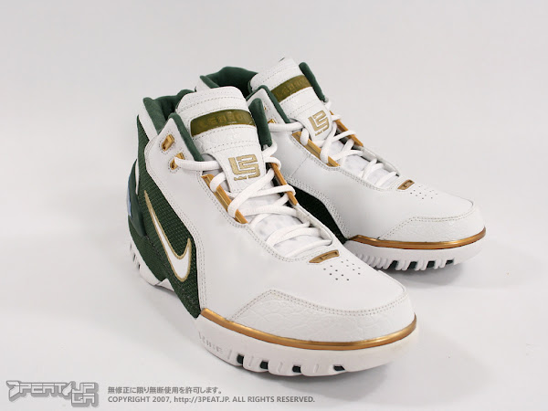 Throwback Thursday Air Zoom Generation St Vincent St Mary PE