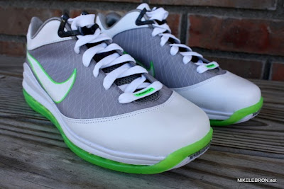 nike air max lebron 7 low new ss dunkman 3 05 Detailed Look at the 360 Dunkman Nike Air Max LeBron VII Low