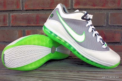 nike air max lebron 7 low new ss dunkman 3 03 Detailed Look at the 360 Dunkman Nike Air Max LeBron VII Low