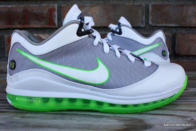 nike air max lebron 7 low new ss dunkman 3 06 Detailed Look at the 360 Dunkman Nike Air Max LeBron VII Low