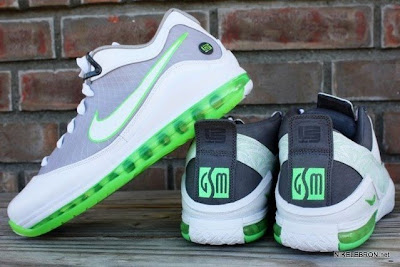 nike air max lebron 7 low new ss dunkman 3 04 Detailed Look at the 360 Dunkman Nike Air Max LeBron VII Low
