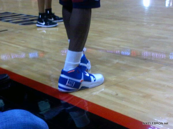 Leaked Nike Zoom Soldier Hardwood Classic Player Exclusive