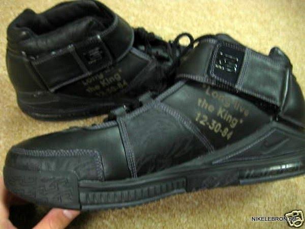 Nike Zoom LeBron II 8211 Birthday Exclusive 8211 LeBron James8217 Pair