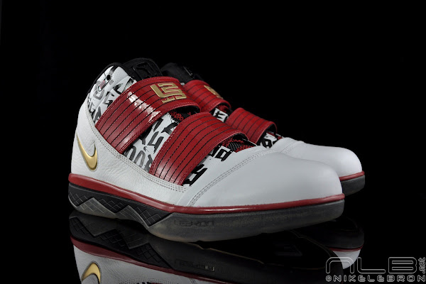Nike Zoom LeBron Soldier III Finals Edition 8211 8220Reppin8217 the East8221