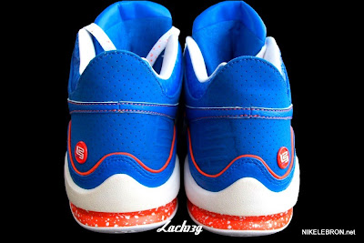 nike air max lebron 7 low gr white royal orange 2 06 Nike Air Max LeBron VII Low   Rumor Pack   I Love NY is Real!