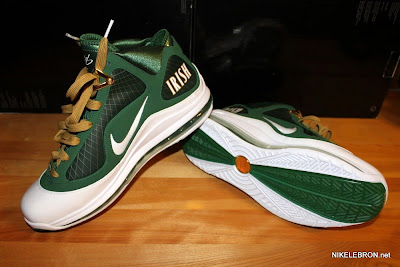 nike air max lebron 7 pe svsm away 2 01 Air Max LeBron VII (7) SVSM Away Player Exclusive Showcase