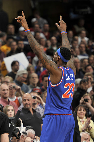 King James Does It Again LeBron Records His 4th TripleDouble