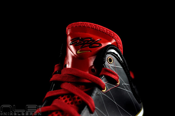Coming Soon8230 Nike Zoom LeBron VII PS 8211 BlackWhiteRed