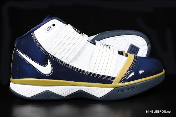 Throwback Thursday Nike Zoom Soldier III Akron Exclusive