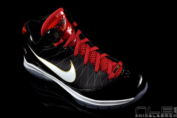 Nike LeBron VII 7 PS Post Season 407639002 Showcase