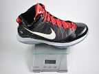 lebron7 ps black white red ounce Weightionary