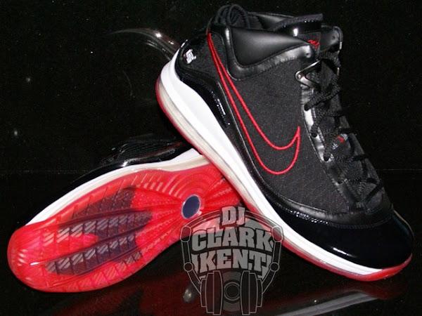 Nike Air Max LeBron VII Inspired by Air Jordan XI Alternate Version