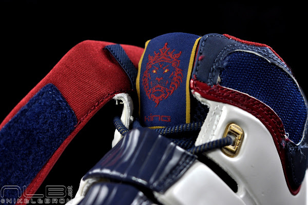 Throwback Thursday Nike Zoom LeBron IV Cavaliers Colorway