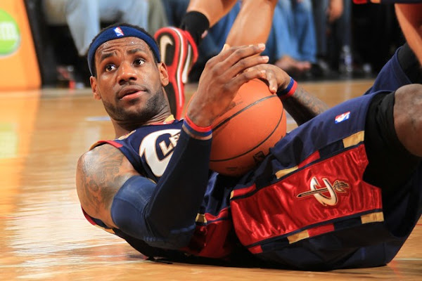 Cavs Comeback Falls Short LeBron8217s 39108 Not Enough to Win