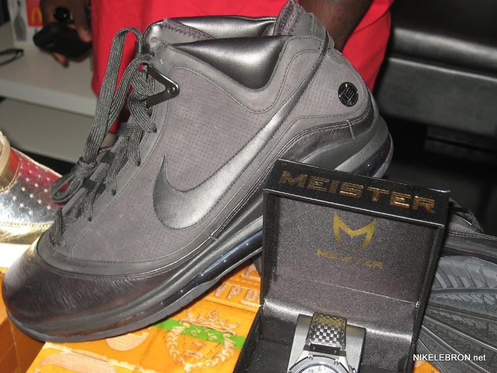 ... Nike Air Max LeBron VII 8211 8220All Black Everything8221 8211 LBJ amp  JayZ
