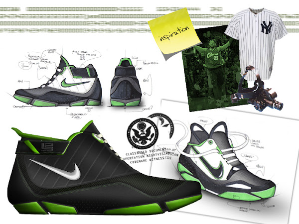 Nike Zoom Soldier Design Artist Series
