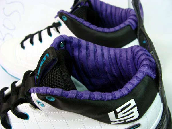 Nike Zoom LeBron Ambassador Summit Lake Hornets Colorway