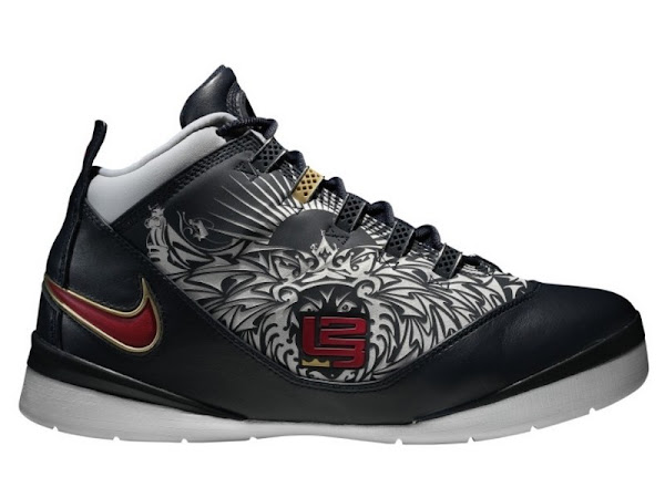 Another Treat For LeBron Fans 8211 USA Tattoo Zoom Soldier II at NDC