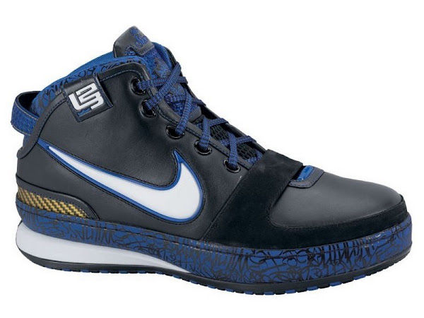 Another Nike Zoom LeBron Six Prerelease in Europe