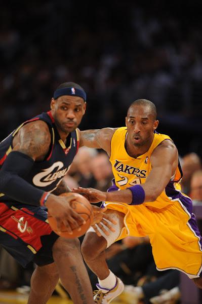 Kobe Bryant vs LeBron James 8211 The Never Ending Story