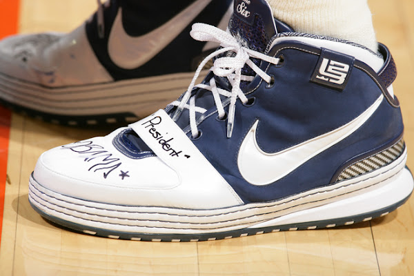 LeBron8217s Barack Obama 8220PE8221 and Other Yankee VIs