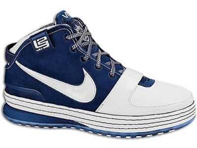 nike-zoom-lebron-6-ss-white-navy-black-1-01 LeBrons Barack Obama PE and Other Yankee VIs