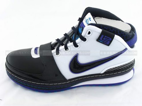 Nike Zoom LeBron VI Hornets Edition Available at PYS