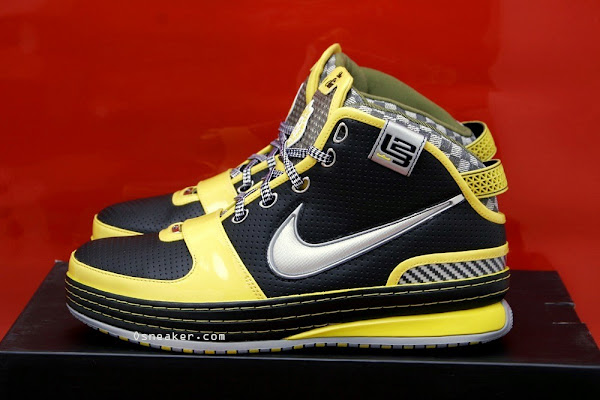 New York Exclusive Nike Zoom LeBron Six TAXI New Photos