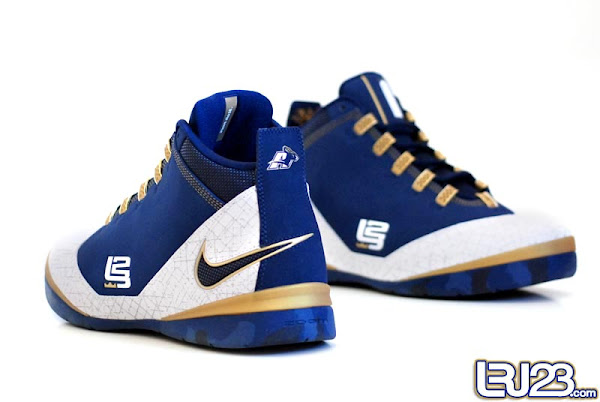 Akron Zips 8211 Nike Zoom Soldier II AU Player Exclusive
