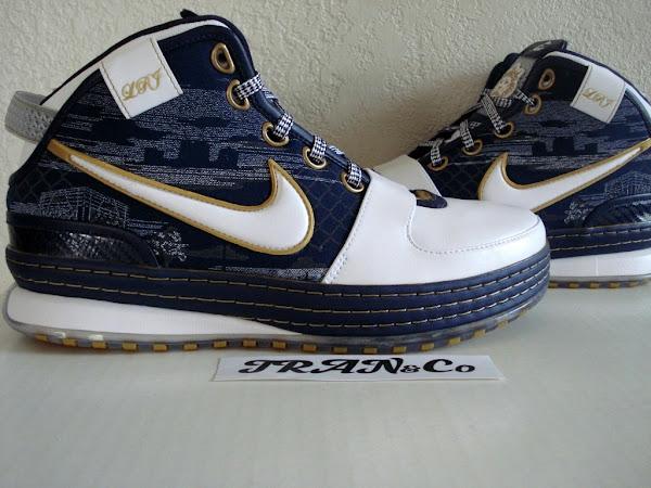 Akron Zips Nike Zoom LeBron VI Has Hit The Streets