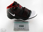 lebrons soldier 3 bred ounce Weightionary