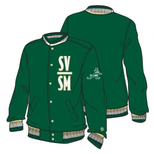 Limited Edition Satin Lebron Jackets at HOH 8211 SVSM amp CTK
