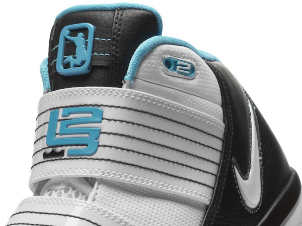 Two Versions of the 8220Aqua8221 Nike Zoom LeBron Soldier III