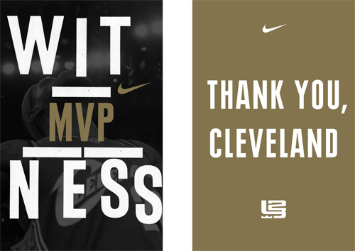 King James Will Wear His Nike LeBron MVP Shoes Tonight