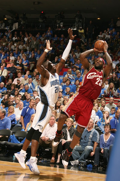 LeBron and the Cavaliers Struggle on the Road and Drop Game 3
