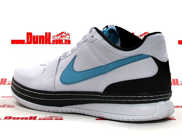 Nike Zoom LeBron VI Low  WhiteBlackBaltic Blue
