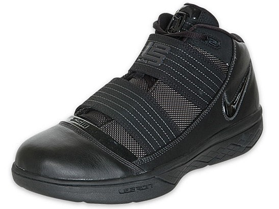 Nike Zoom Soldier III Triple Black Available at Finishline