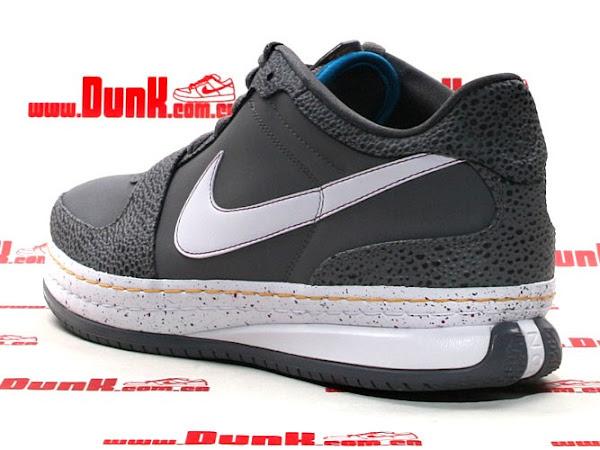 Nike Zoom LeBron Cool Grey Safari Theme ZS3 amp ZL6 Low