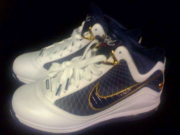 Nike Air Max LeBron VII New Colorways 8211 SVSM Navy and More