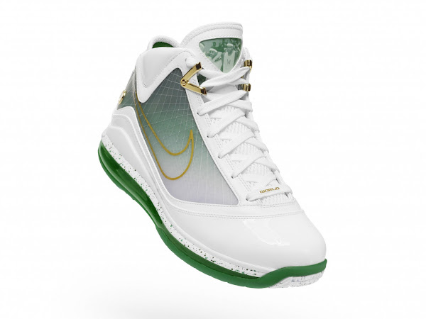 Nike LeBron VII 8220More Than a Game8221 Chicago Official Pics