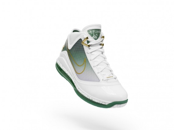 Nike Air Max LeBron VII Washington Exclusive 8220DC is Community8221