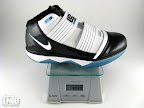 lebrons soldier 3 aqua ounce Weightionary