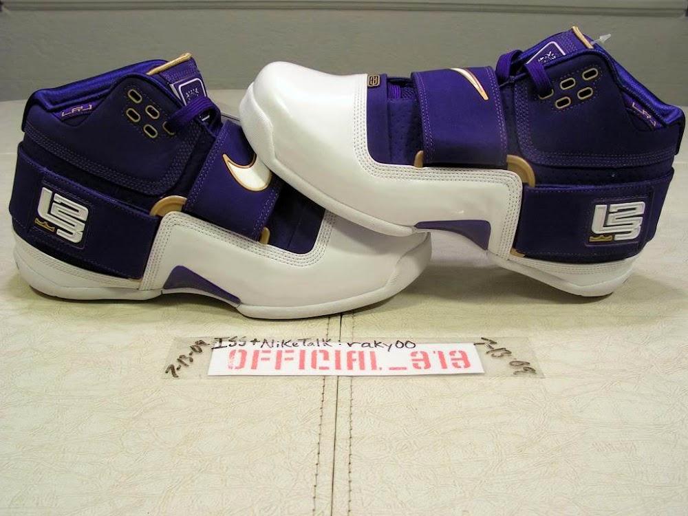 eeb1ba9861fb8 ... Throwback Thursday Nike Zoom Soldier White Purple from Pou Chen ...